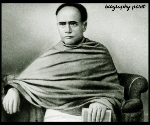 Ishwar Chandra Vidyasagar Biography