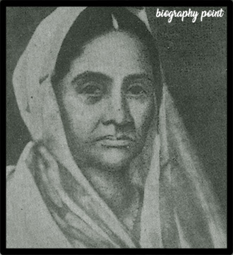 Ishwar Chandra Vidyasagar Mother