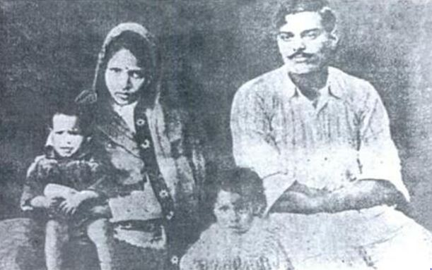 Chandrashekhar Azad Family